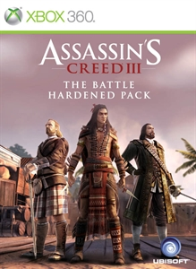 Carátula del juego Assassin's Creed III: The Battle Hardened Pack