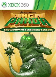 Kung Fu Panda Aspecto: Maestro Cocodrilo Jombie