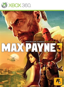 Max Payne 3 Content Pack 2 of 3