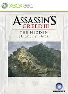 Carátula del juego Assassin's Creed III - The Hidden Secrets Pack