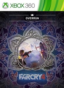 Carátula del juego FAR CRY 4 Overrun