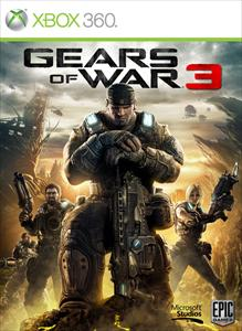 Carátula del juego Gears of War 3 Season Pass