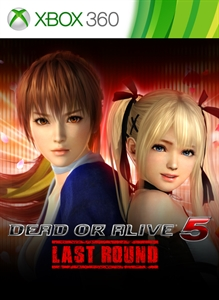 DOA5LR - Costume Halloween 2015 Christie