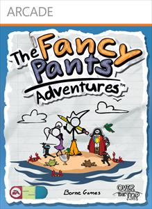 Trailer - The World of Fancy Pants