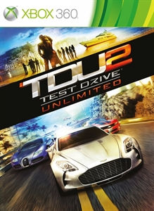 Test Drive Unlimited 2: Casino Online