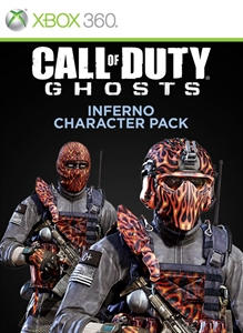Call of Duty®: Ghosts - Paquete de personaje Infierno