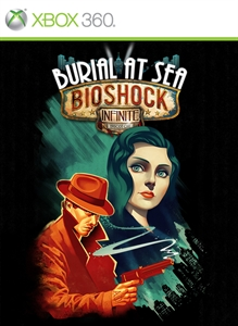 Carátula del juego Burial at Sea - Episode 1