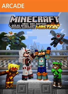 Pacote de Capas Minijogo Mestres Minecraft
