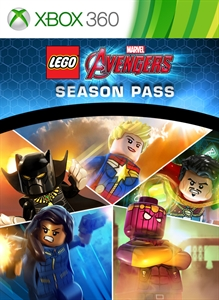 Pass stagionale LEGO® Marvel's Avengers