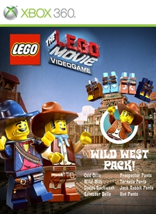 Carátula del juego The LEGO Movie Videogame:Wild West Pack