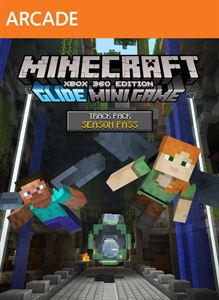 Minecraft Glide Track Pack Season Pass