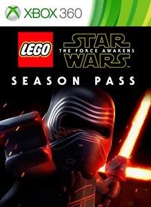 Carátula del juego LEGO Star Wars: The Force Awakens Season Pass