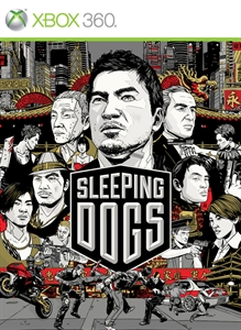 Carátula del juego Sleeping Dogs - The Year of the Snake