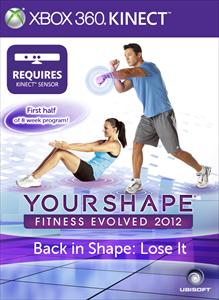 Back in Shape: tappa kilo! - Your Shape™ Fitness Evolved 2012