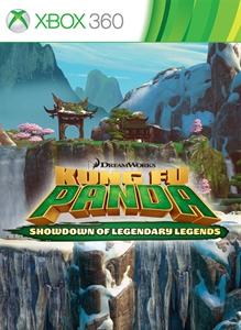 Kung Fu Panda Nivel: Vista du panda