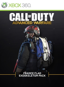 France Exoskeleton Pack