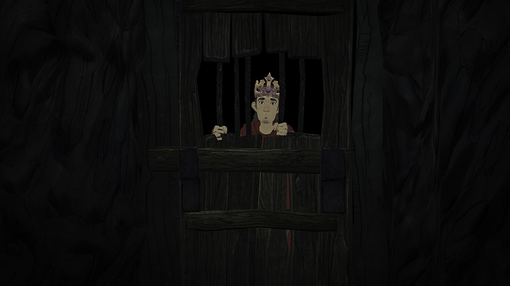 Image from King's Quest - Chapter 2: Rubble Without A Cause