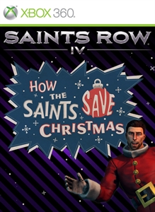 Carátula del juego How the Saints Save Christmas