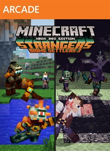 Minecraft Strangers - Biome Settlers 3 Skin Pack