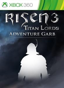 Carátula del juego Adventure Garb