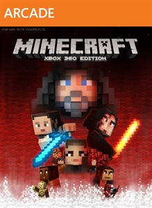 Pack de aspecto Star Wars Sequel de Minecraft