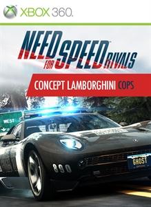 Need for Speed™ Rivals: Prototipos Lamborghini para policías