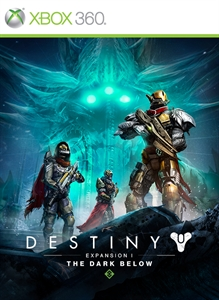 DESTINY EXPANSION I: THE DARK BELOW