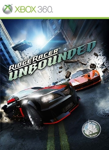 RIDGE RACER Unbounded Royal Purple Exclusive Skin