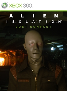 Carátula del juego Alien: Isolation - Lost Contact