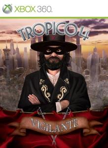 Carátula del juego Tropico 4 - Vigilante