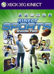 Kinect Sports: Season Two - Challenge Pack #2