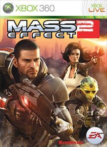 Carátula del juego Mass Effect 2: Genesis
