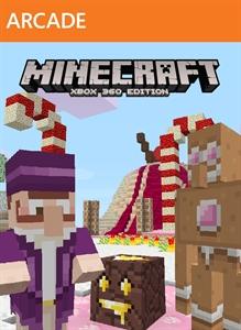 Minecraft-Texturpaket Süßigkeiten
