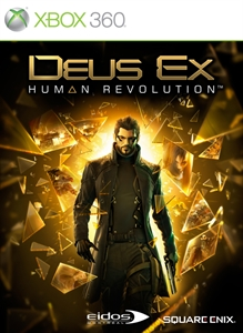 Carátula del juego DEUS EX: HUMAN REVOLUTION - THE MISSING LINK
