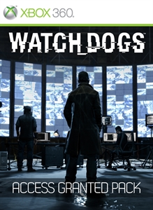 Carátula del juego Watch_Dogs Access Granted Pack