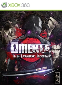 Carátula del juego Omerta - City of Gangsters - The Japanese Incentive