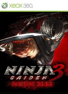 NINJA GAIDEN 3: Online Pass para o Razor's Edge