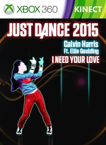 "Just Dance 2015 - ""I Need Your Love"" by Calvin Harris Ft. Ellie Goulding"