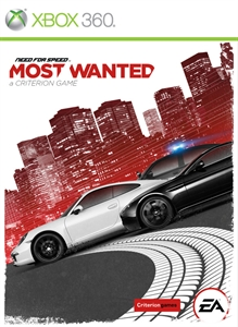 Need for Speed™ Most Wanted Movie Legends-pakke