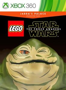 Carátula del juego Jabba's Palace Character Pack
