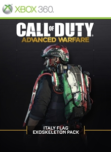 Italy Exoskeleton Pack