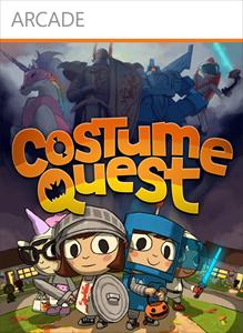Costume Quest Gamerpics