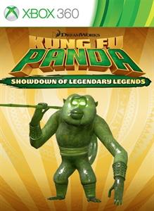 Kung Fu Panda Skin: Maître Singe Jombie