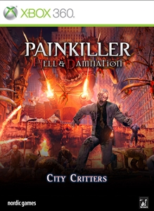 Carátula del juego Painkiller Hell & Damnation: City Critters