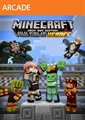 Pack de aspectos de héroes de minijuegos de Minecraft