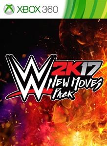 Pack de nouveaux mouvements WWE 2K17